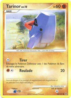 Preview of the Pokemon TCG Card Tarinor