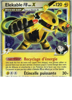 Preview of the Pokemon TCG Card Elekable